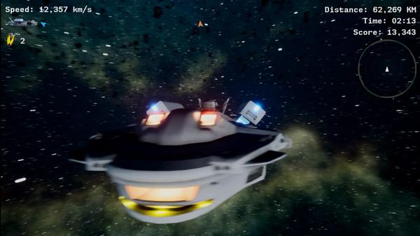 Transcender Starship