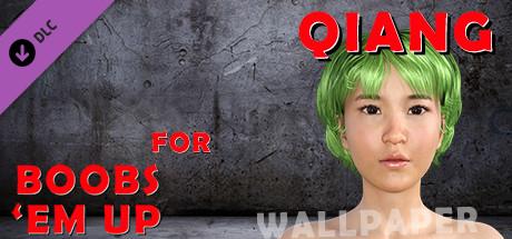 Qiang for Boobs 'em up - Wallpaper