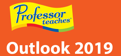 Купить Professor Teaches Outlook 2019