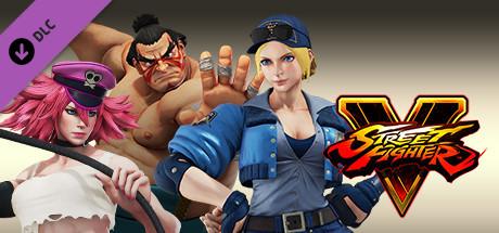 Street Fighter V - Summer 2019 Character Bundle on Steam