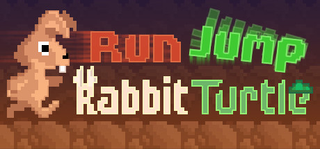Run Jump Rabbit Turtle