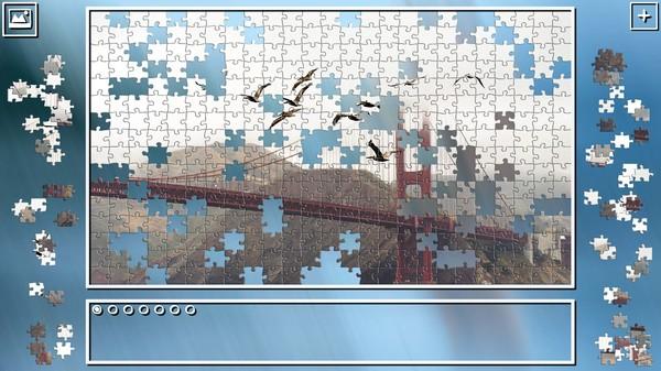 Super Jigsaw Puzzle: Generations - USA Puzzles (DLC)