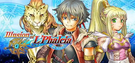 Teaser for Illusion of L'Phalcia