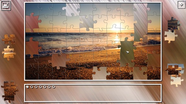 Super Jigsaw Puzzle: Generations - Sunsets Puzzles (DLC)