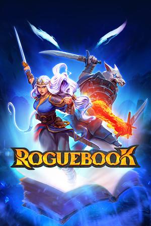 Roguebook poster image on Steam Backlog