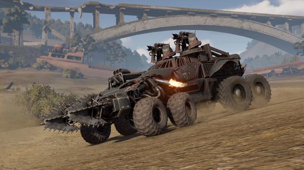 Crossout - Horsemen of Apocalypse: Famine (DLC)