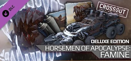 Crossout - Horsemen of Apocalypse: Famine (Deluxe Edition)