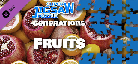Купить Super Jigsaw  Puzzle: Generations - Fruits Puzzles (DLC)