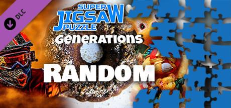 Купить Super Jigsaw  Puzzle: Generations - Random Puzzles (DLC)