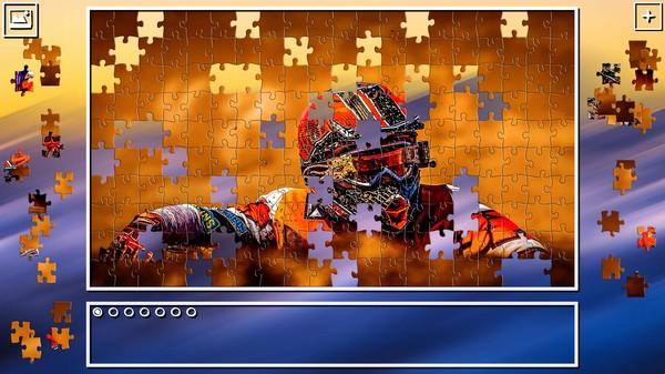 Super Jigsaw  Puzzle: Generations - Random Puzzles (DLC)
