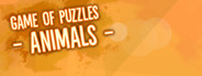 Game of Puzzles: Animals