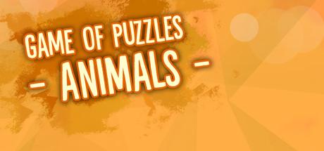 Game Of Puzzles: Animals