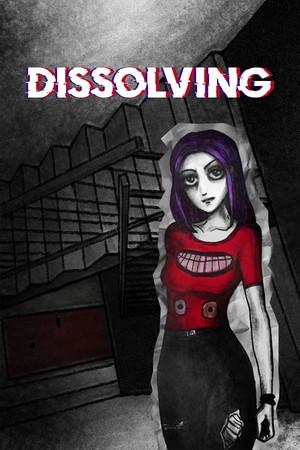 Dissolving poster image on Steam Backlog