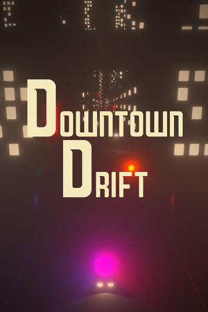 Downtown Drift poster image on Steam Backlog
