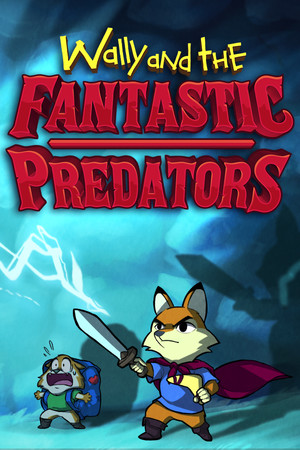 Wally and the FANTASTIC PREDATORS poster image on Steam Backlog