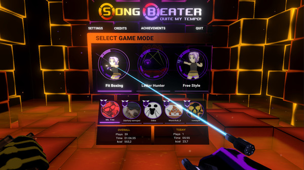 Song Beater: Quite My Tempo! Steam Key for FREE