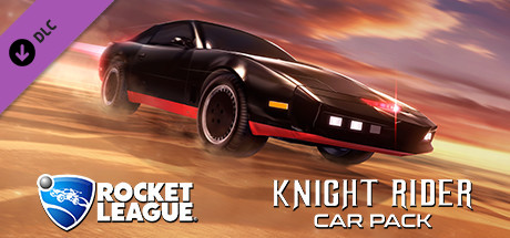 Rocket League® - Knight Rider Car Pack