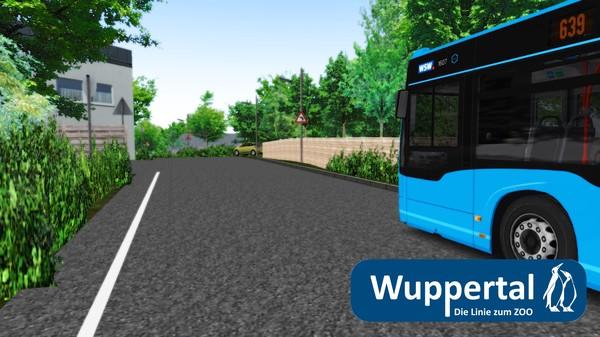 OMSI 2 Add-On Wuppertal Buslinie 639 (DLC)