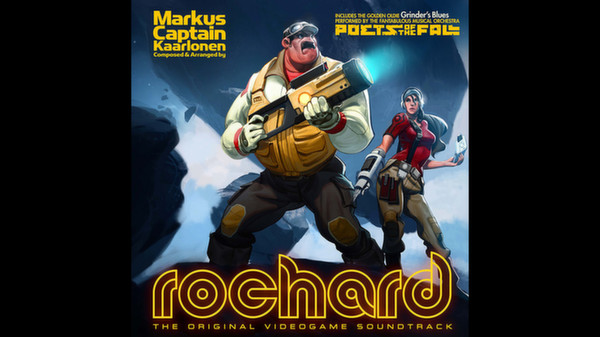 Rochard Soundtrack and Artbook (DLC)