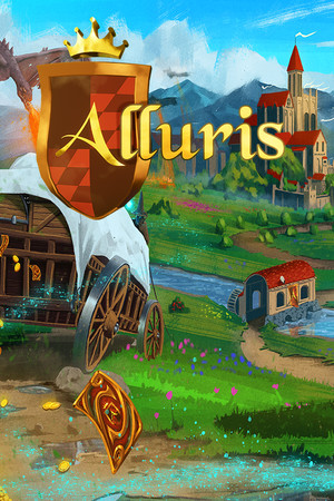 Alluris poster image on Steam Backlog