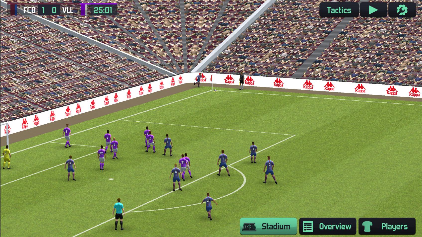 Soccer Manager 2020 on Steam