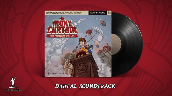 Irony Curtain: From Matryoshka with Love - Original Soundtrack (DLC)