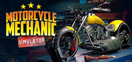 Купить Motorcycle Mechanic Simulator