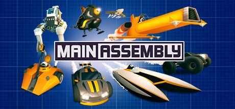 Main Assembly [PT-BR] Capa
