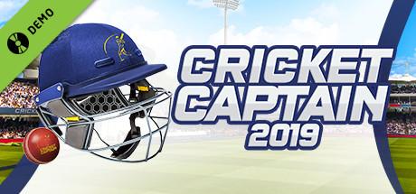 Cricket Captain 2019 Demo