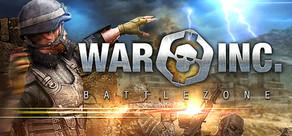 War Inc. Battlezone cover art