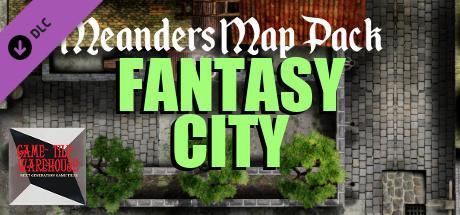 Купить Fantasy Grounds - Meanders Map Pack: Fantasy City Spring Season (Map Pack) (DLC)