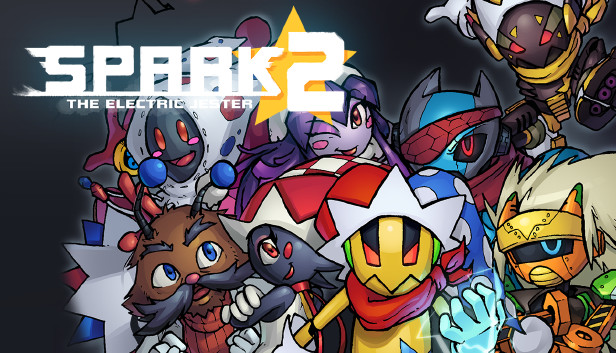 Spark the Electric Jester 2 on Steam