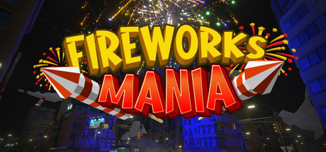 Fireworks Mania title thumbnail