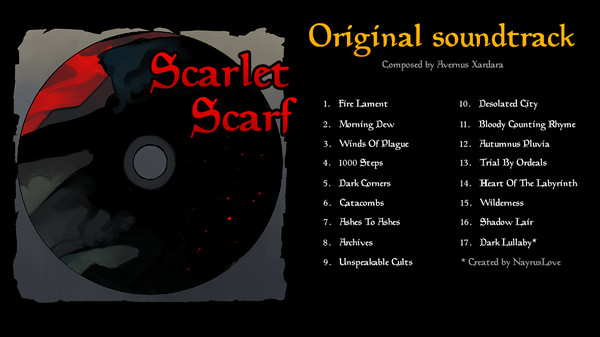 Sanator: Scarlet Scarf - Original Soundtrack (DLC)