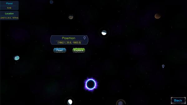 Dark Space Conqueror