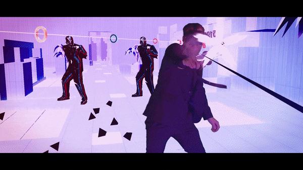 枪柄击打(Pistol Whip)