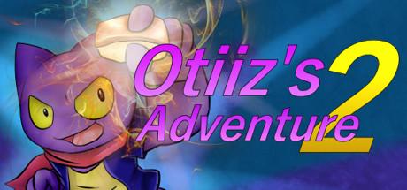 Otiiz's adventure 2 cover art