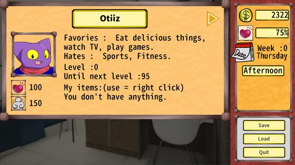 Otiiz's adventure 2