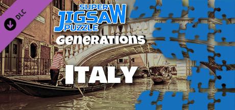 Купить Super Jigsaw Puzzle: Generations - Italy Puzzles (DLC)