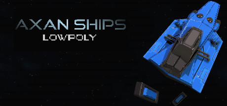 Axan Ships - Low Poly