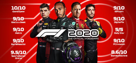 F1® 2020 Cover Image