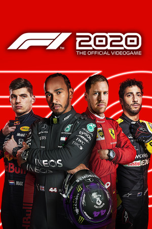 F1 2020 poster image on Steam Backlog