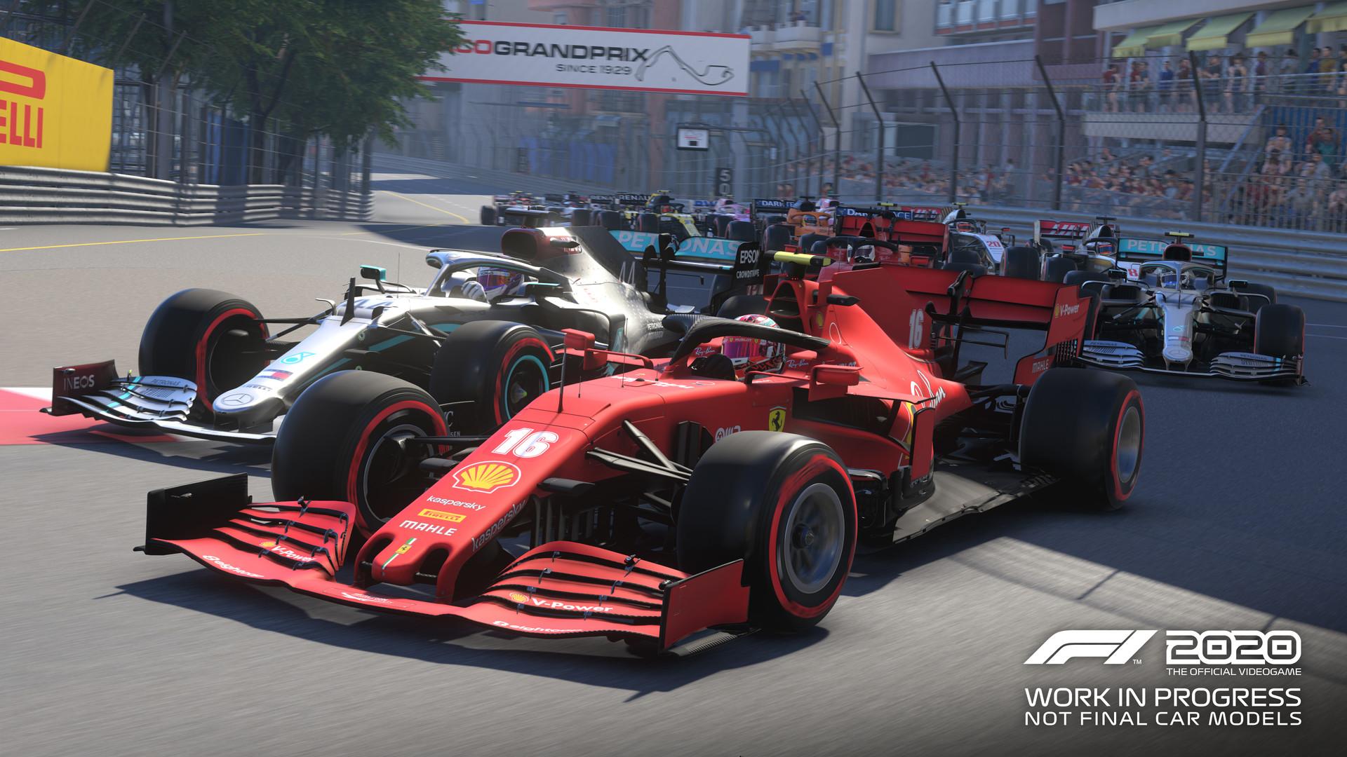 F1® 2020 Resimleri