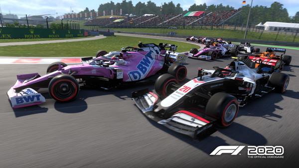 F1 2020 Free Steam Key 1