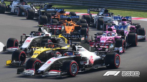 F1 2020 Kostenlose Beta-Schlüssel 3