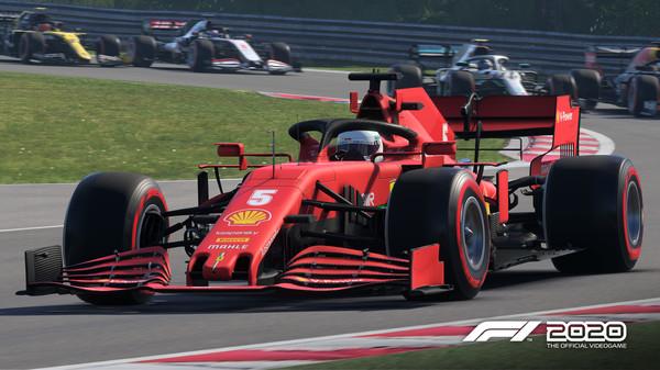 F1 2020 CD-Schlüsselgenerator 2