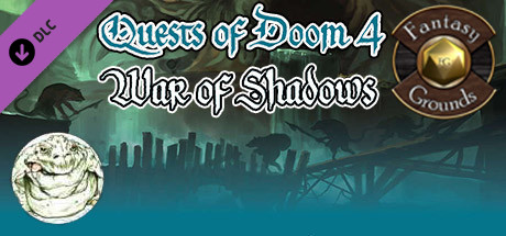 Fantasy Grounds - Quests of Doom 4: War of Shadows (5E)