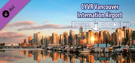 Купить Tower!3D Pro - CYVR airport (DLC)