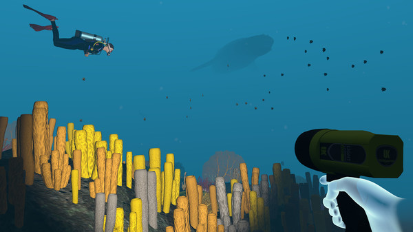 Dive with Sylvia VR