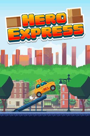 Hero Express poster image on Steam Backlog
